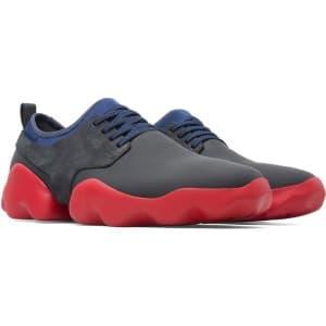 נעליים קמפר לגברים Camper Dub - שחור/אדום