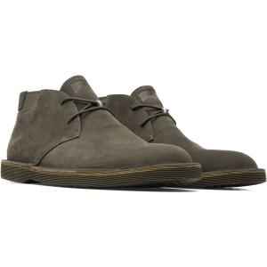 מגפיים קמפר לגברים Camper Morrys - אפור כהה