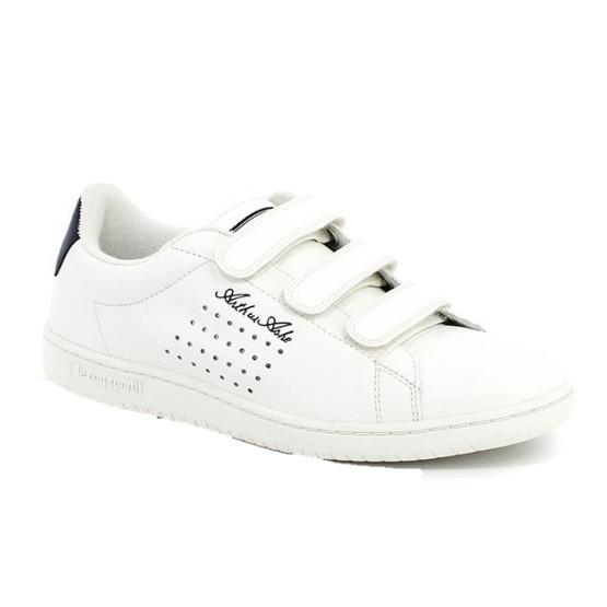 נעליים לה קוק ספורטיף לגברים Le Coq Sportif ARTHUR ASHE STRAP - לבן