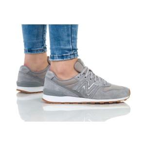 נעליים ניו באלאנס לנשים New Balance WR996 - אפור מלא