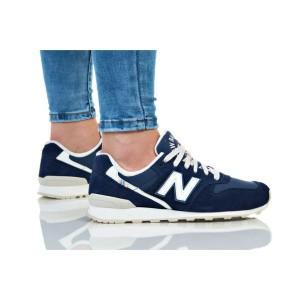 נעליים ניו באלאנס לנשים New Balance WR996 - כחול/לבן