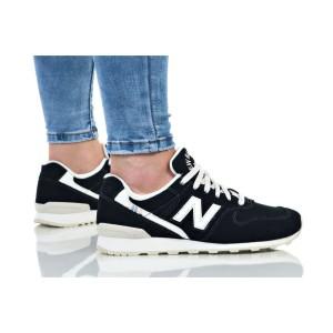 נעליים ניו באלאנס לנשים New Balance WR996 - שחור/לבן