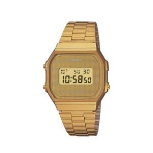 אביזרים קסיו לנשים CASIO A168WG_9 - זהב