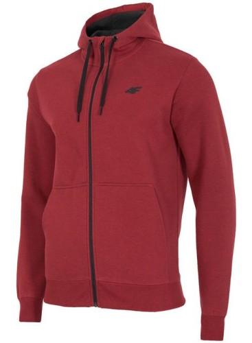 בגדי חורף פור אף לגברים 4F BLM002 - אדום