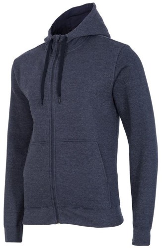 בגדי חורף פור אף לגברים 4F BLM002 - כחול כהה