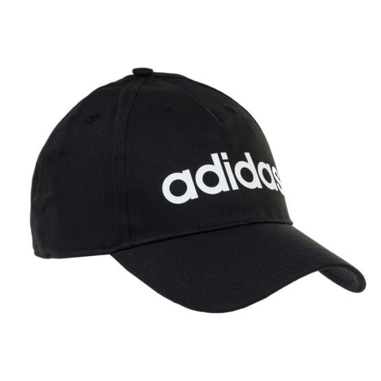 ביגוד אדידס לגברים Adidas DAILY CAP - שחור