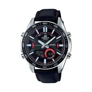 שעון אדיפיס לגברים EDIFICE EFV_C100L_1A - שחור