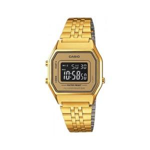 שעון קסיו לנשים CASIO LA_680WGA - זהב