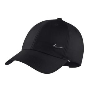 אביזרי ביגוד נייק לנשים Nike METAL SWOOSH - שחור