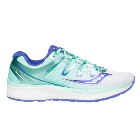 נעליים סאקוני לנשים Saucony TRIUMPH ISO 4 - ירוק