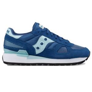נעלי סניקרס סאקוני לנשים Saucony SHADOW ORIGINAL - כחול