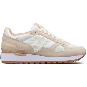נעליים סאקוני לנשים Saucony SHADOW ORIGINAL - בז'