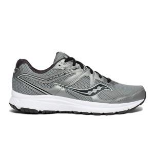 נעליים סאקוני לגברים Saucony GRID COHESION 11 - אפור/שחור