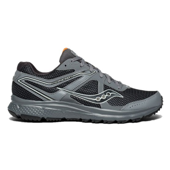 נעליים סאקוני לגברים Saucony GRID COHESION TR11 - אפור כהה
