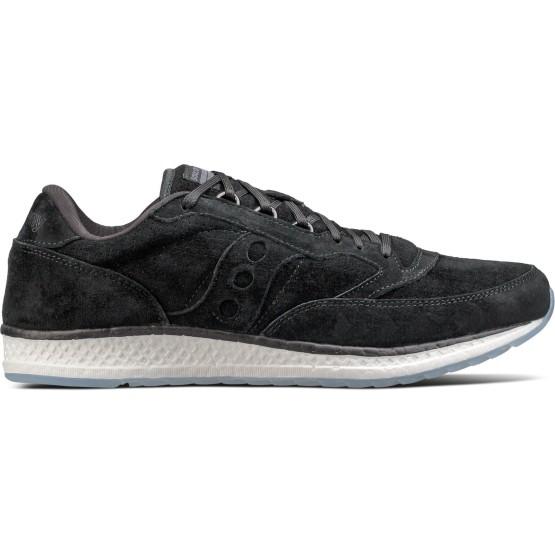 נעליים סאקוני לגברים Saucony Freedom Runner - שחור