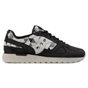 נעליים סאקוני לגברים Saucony SHADOW ORIGINAL - שחור/לבן