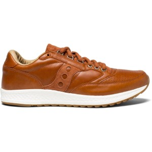 נעליים סאקוני לגברים Saucony Freedom Runner - חום