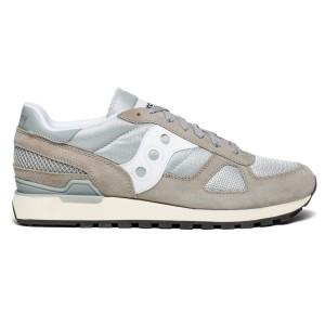 נעליים סאקוני לגברים Saucony SHADOW ORIGINAL - אפור/כחול