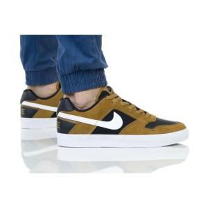 נעליים נייק לגברים Nike SB Delta Force Vulc - חום/שחור