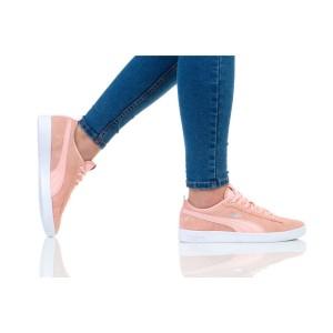 נעליים פומה לנשים PUMA Smash Wns v2 SD - כתום