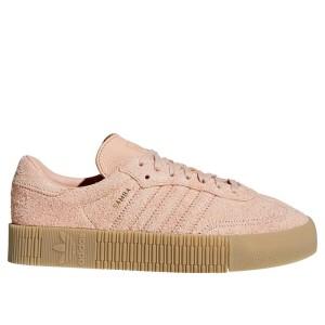 נעליים אדידס לנשים Adidas Sambarose W - ורוד