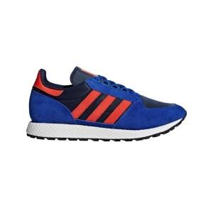 נעליים אדידס לגברים Adidas Forest Groove - כחול