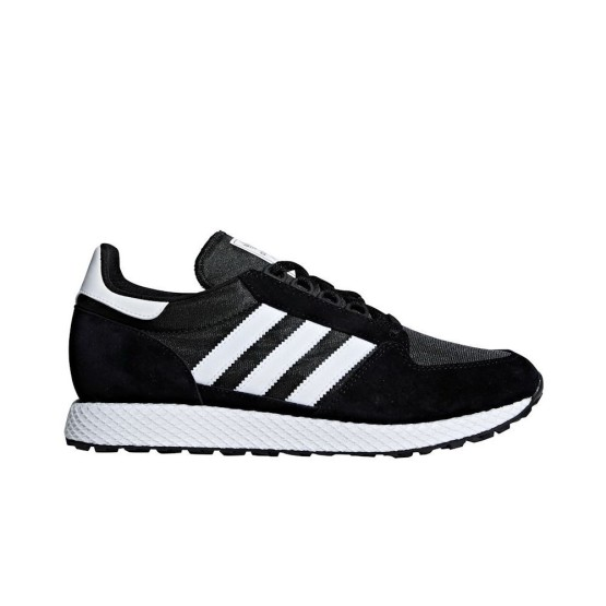 נעליים אדידס לגברים Adidas Forest Grove - שחור
