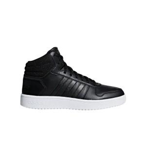 נעליים אדידס לנשים Adidas Hoops 20 Mid - שחור
