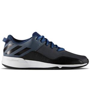 נעליים אדידס לגברים Adidas Crazytrain Cloudfoam - אפור/כחול