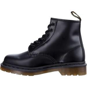 מגפיים דר מרטינס  לנשים DR Martens 101 SMOOTH - שחור