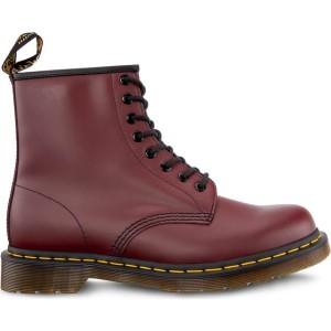 מגפיים דר מרטינס  לנשים DR Martens 1460 SMOOTH CHERRY RED SMOOTH - בורדו