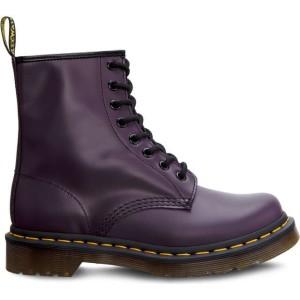 מגפיים דר מרטינס  לנשים DR Martens 1460 purple DM11821500 - סגול