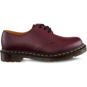 מגפיים דר מרטינס  לנשים DR Martens 1461 cherry DM10085600 - בורדו