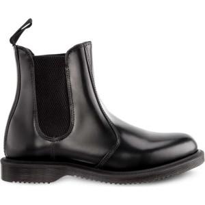 מגפיים דר מרטינס  לנשים DR Martens Flora Black - שחור