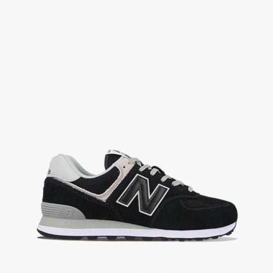 נעלי סניקרס ניו באלאנס לגברים New Balance ML574 - שחור
