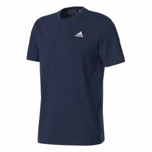 ביגוד אדידס לגברים Adidas  Essentials Base - כחול כהה