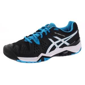 נעלי אימון אסיקס לגברים Asics  Gelresolution 6 9043 - שחור