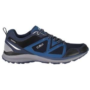 נעלי ריצה סמפ לגברים CMP Alya Trail WP - שחור/כחול