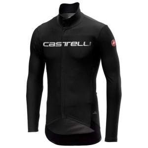 ביגוד קסטיל לגברים Castelli  Perfetto L/S - שחור