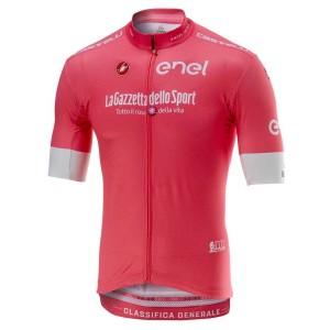 ביגוד קסטיל לגברים Castelli  Squadra Giro de Italia - אדום