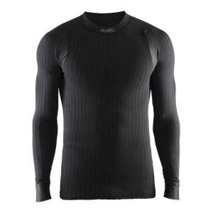 חולצות Craft לגברים Craft  Active Extreme 2.0 CN L/S - שחור