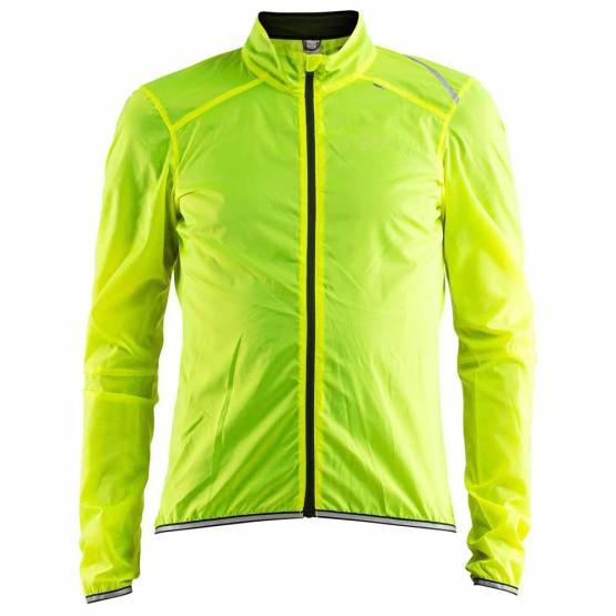 בגדי חורף Craft לגברים Craft  Lithe Jacket - צהוב