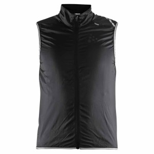 ביגוד Craft לגברים Craft  Lithe Vest - שחור