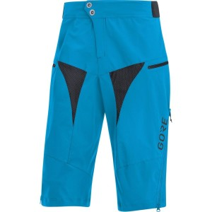 ביגוד גרואי לגברים GORE  C5 All Mountain Shorts - כחול
