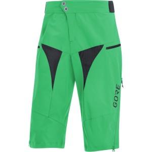 ביגוד גרואי לגברים GORE  C5 All Mountain Shorts - ירוק