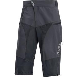 ביגוד גרואי לגברים GORE  C5 All Mountain Shorts - אפור