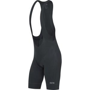 ביגוד גרואי לגברים GORE  C5 Bib Shorts+ - שחור