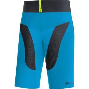 ביגוד גרואי לגברים GORE  C5 Trail Light Shorts - כחול
