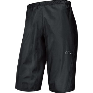 ביגוד גרואי לגברים GORE  C5 tex Active Trail Shorts - שחור