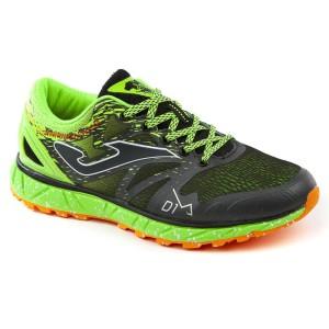 נעליים ג'ומה לגברים Joma  Sima - שחור/ירוק